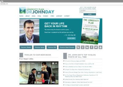 Dr. John Day