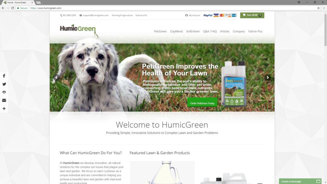 Humic Green