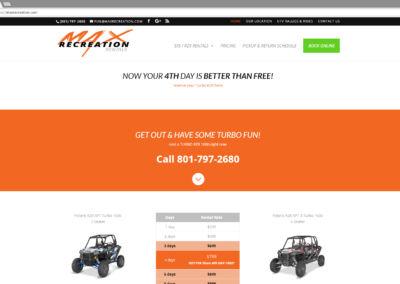 MAX Recreation
