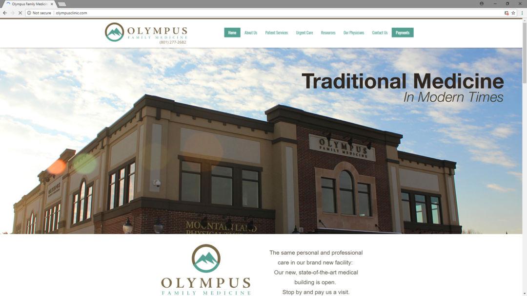 Olympus Family Medicine