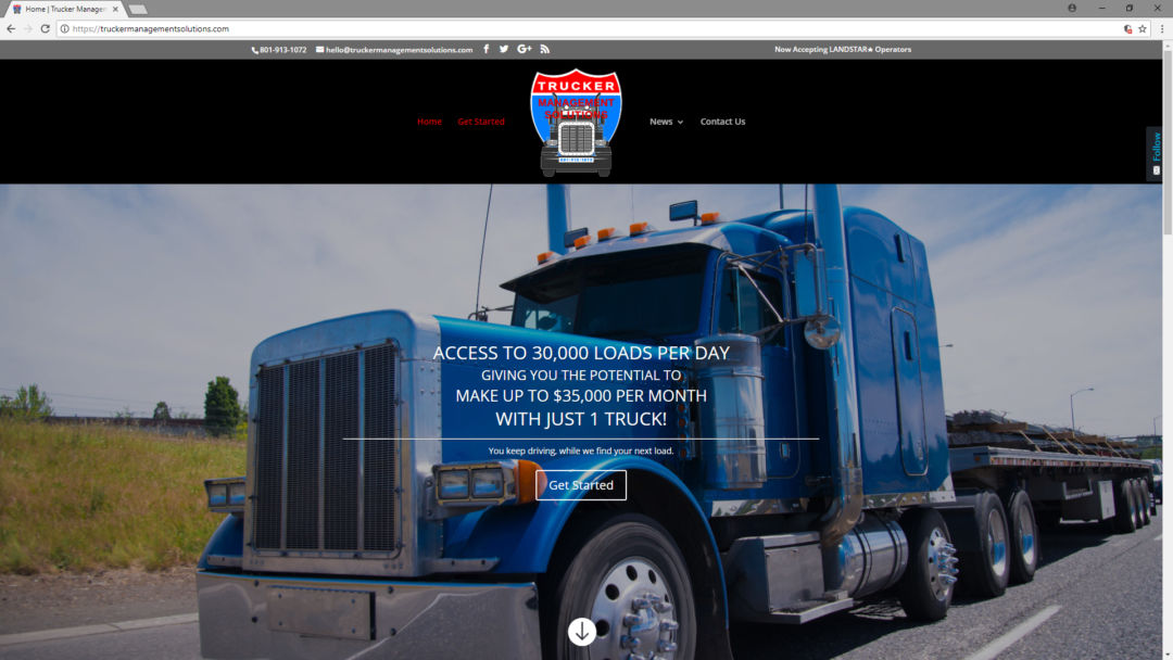 Trucker Management Solutions