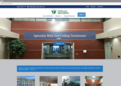 Wallboard Specialties